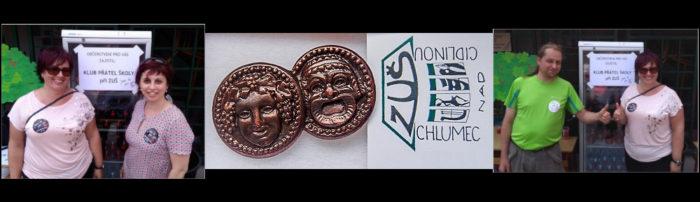 Klub přátel školy - logo